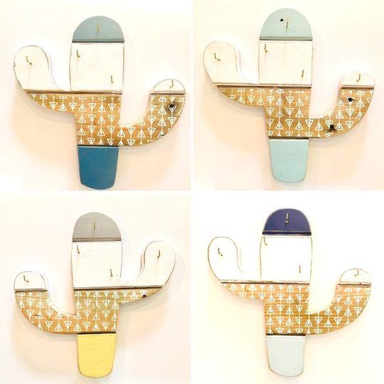 Cactus Key Hook