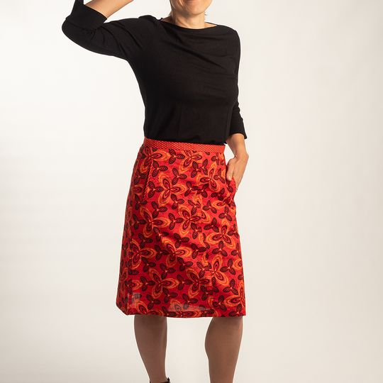 Skirt Classic Miss Butterfly