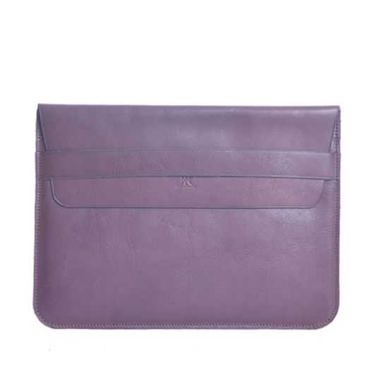 Leather Laptop Case 13""
