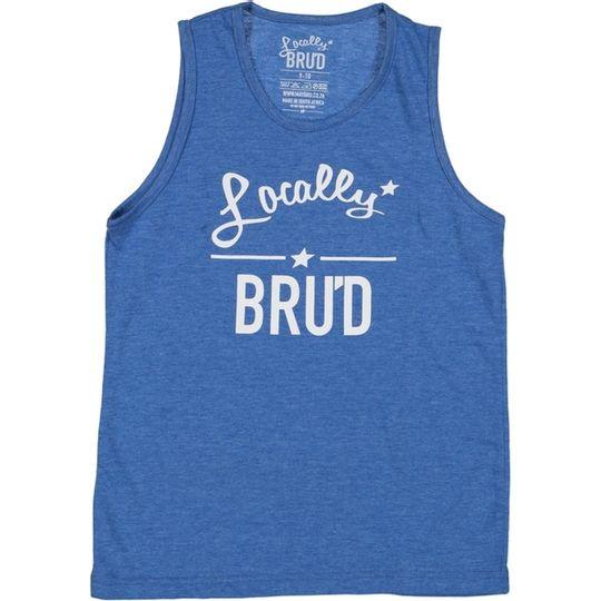 'Locally Brud' Kids Vest