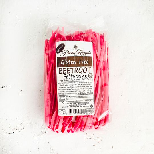 Pasta Regalo Gluten-Free Beetroot Fettuccine pasta (500g)