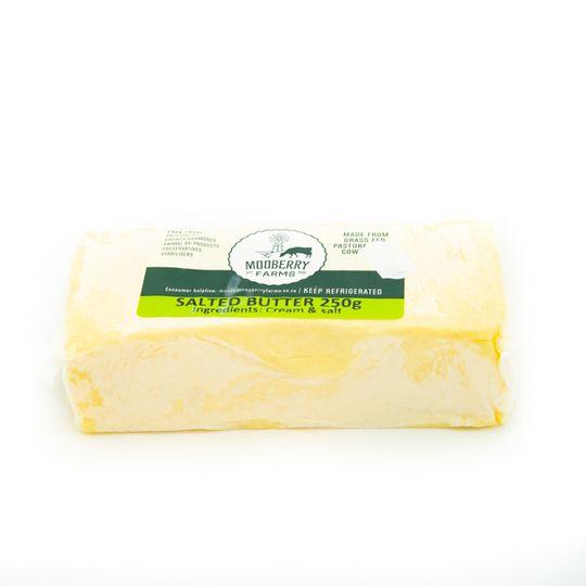 Handmade Salted Butter (250g)