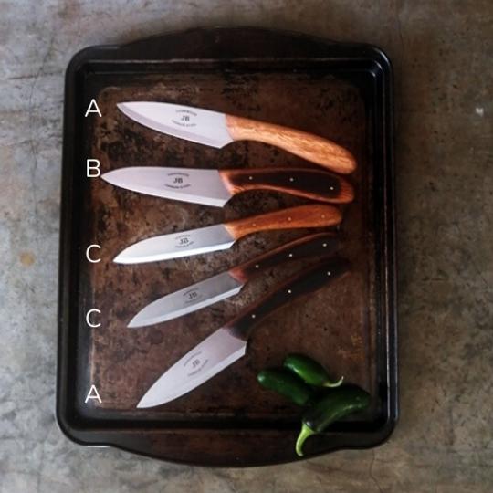 Paring /Steak /Utility Knives