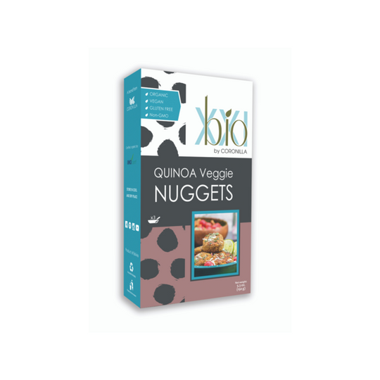 Bio XXI Quinoa Vegan Nuggets (150g)