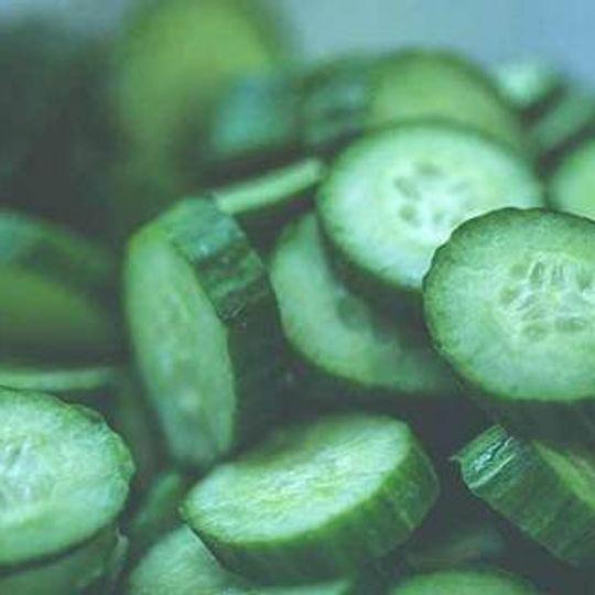 Organically grown Meditarranean Cucumber ( each)
