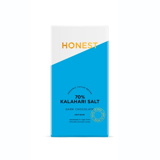 70% with Kalahari Salt