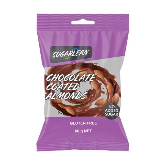 Sugarlean Chocolate Coated Almonds (60 g)