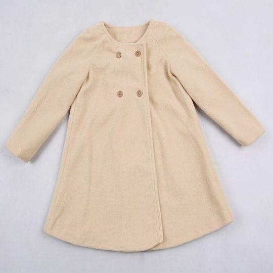 Full cotton coat