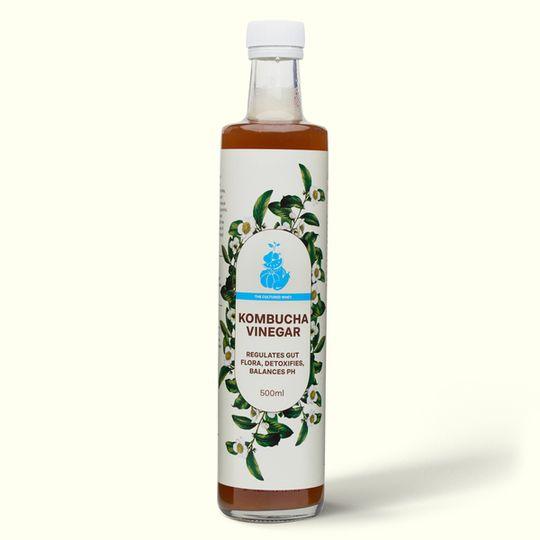 Raw Kombucha Vinegar (500ml)