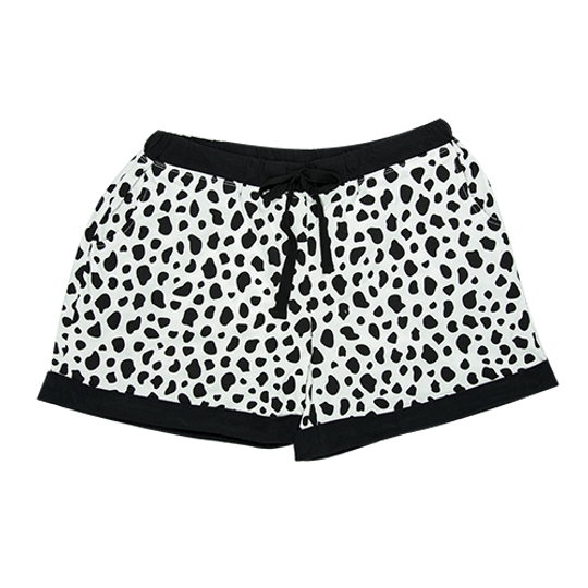 Short Pants - Turn-up Cow