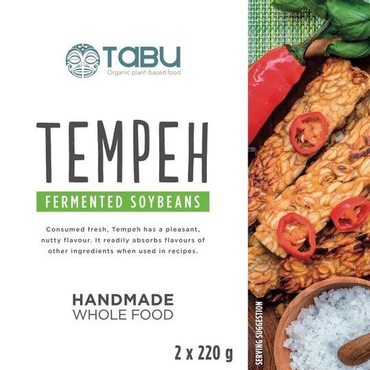 Tempeh (440g)