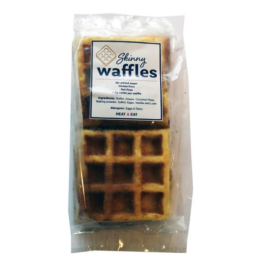 Low Carb Waffles -Gluten Free