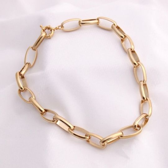 The Large Link Chain Necklace