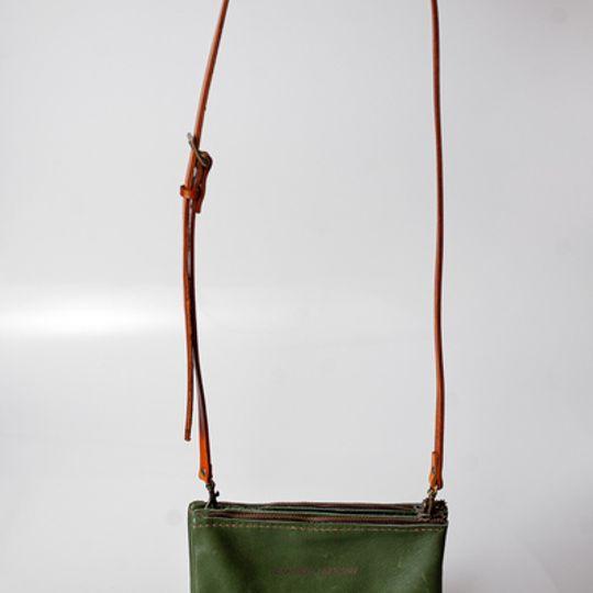 Single pocket sling bag
