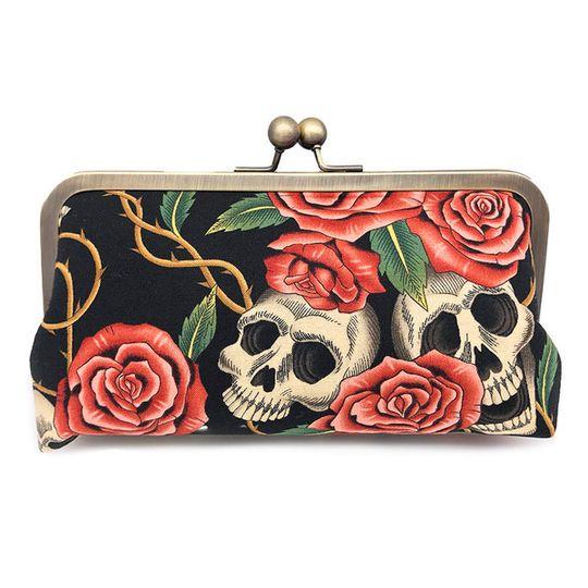 Sm Skulls & Roses