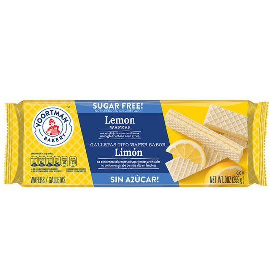 Voortman Wafer Lemon