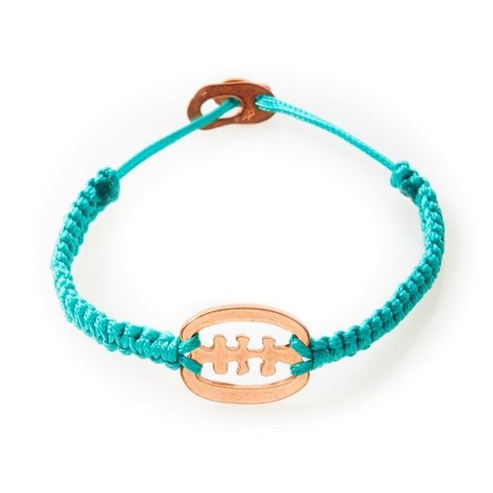 ICON Macrame Bracelet Friendship - Teal