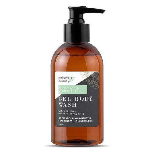Gel Body Wash