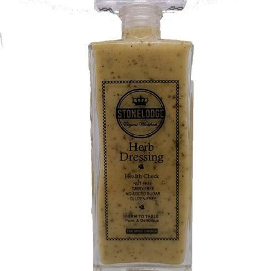 Herb Dressing (250ml)