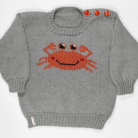 Happy Crab