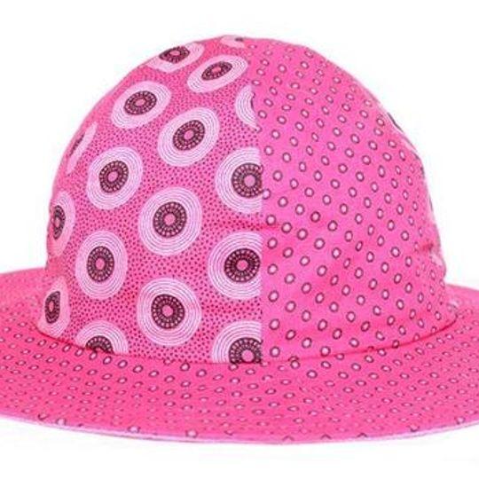 Hat / Girls - Flamingo - M0198