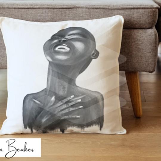 Basking in the Sun | Original Cushion