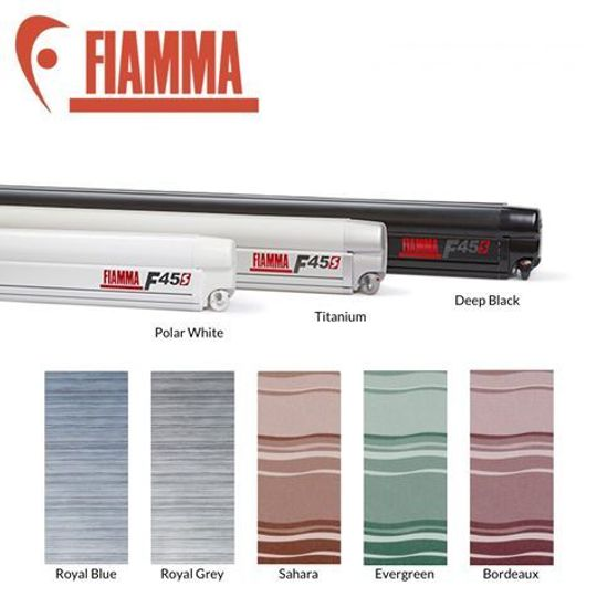 FIAMMA AWNINGS F45S/L - Price start from