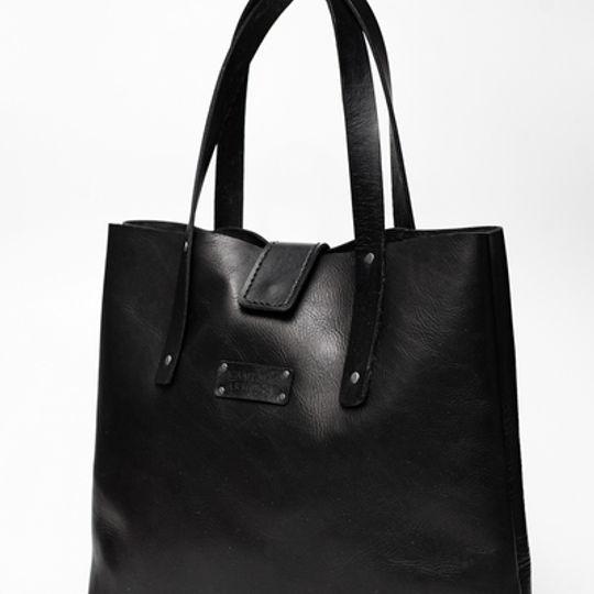The Classic Totebag - Black