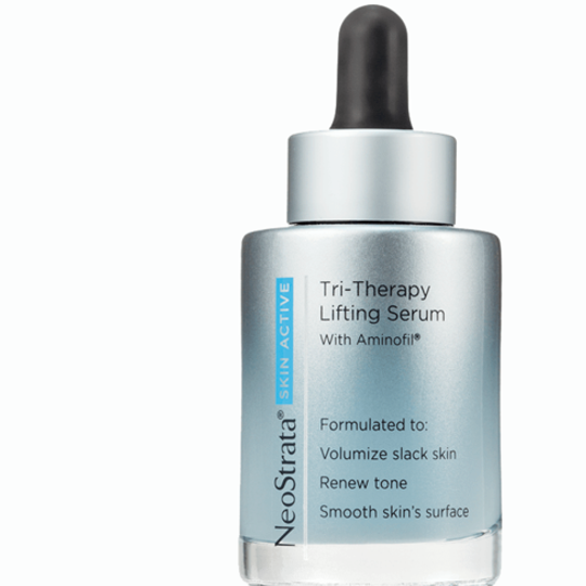 Skin Active Tri-Therapy lifting Serum
