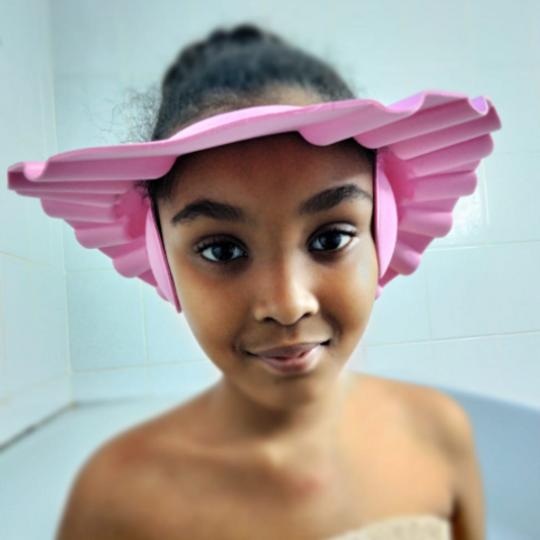 Baby Shampoo Cap