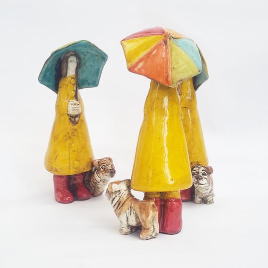 Sculpture Rainmaker
