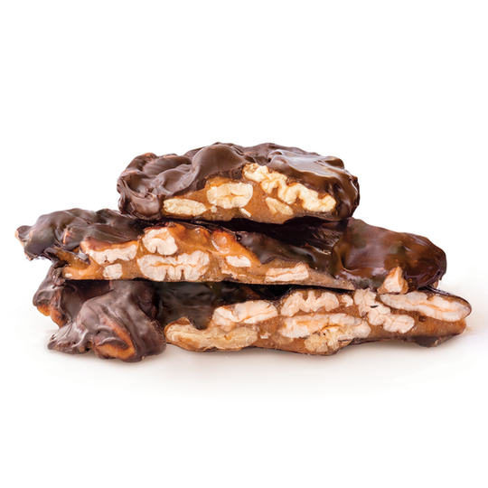 Pecan Pebbles in Dark Chocolate 1 kg