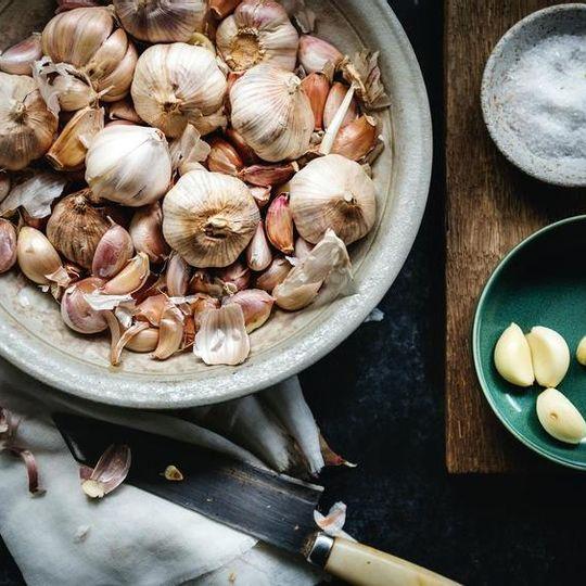 Giant Fresh Garlic  Cloves (200g)