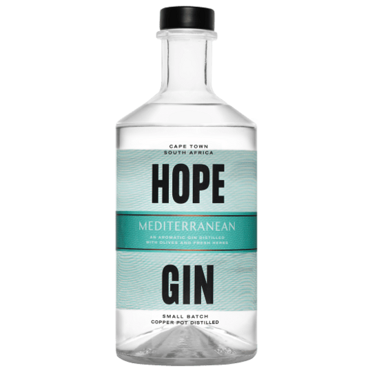 Hope Mediterranean Gin 750ml
