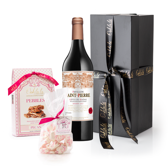Saint-Pierre Black Gift Box