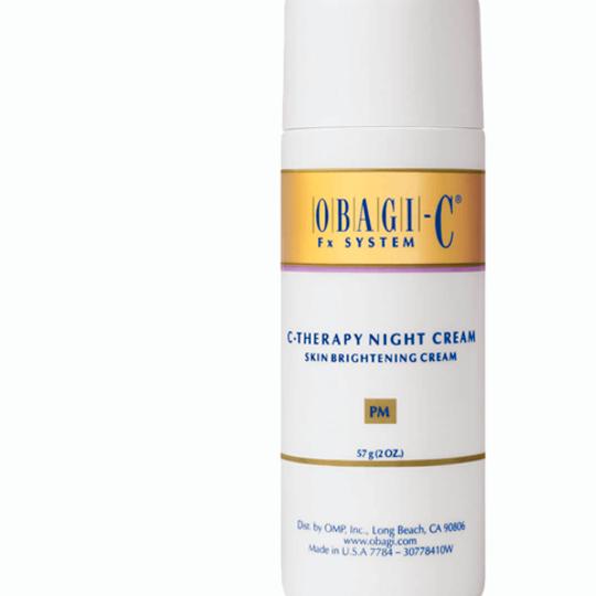 Obagi-C Fx Therapy Night Cream 2.0 oz (57 g)