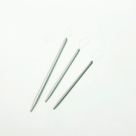 Wool needles