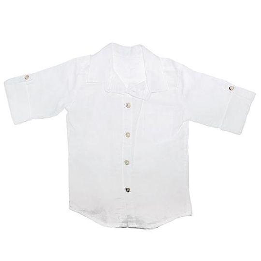 Shirt / Boys - Off-White - M0376