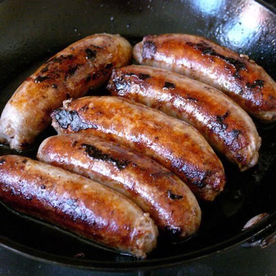 Traditional Pork Sausage (+-0.513g)