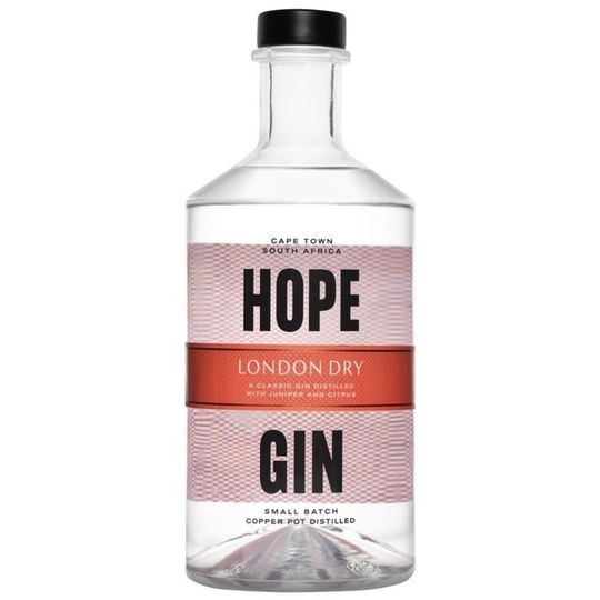 Hope London Dry Gin 750ml