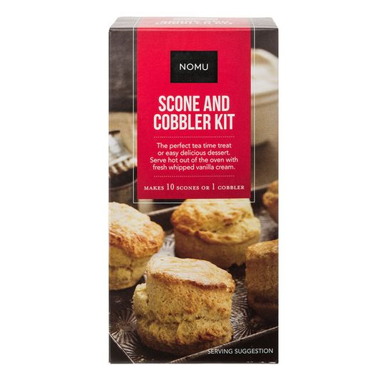 NOMU Scone and Cobbler Baking Kit