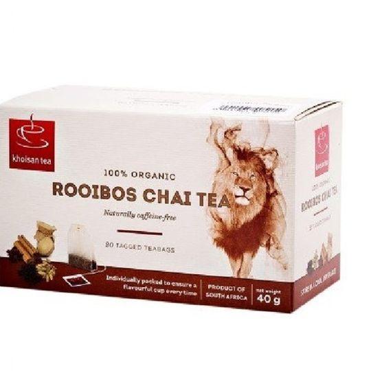 Khoisan Tea Org R/Bos Chai