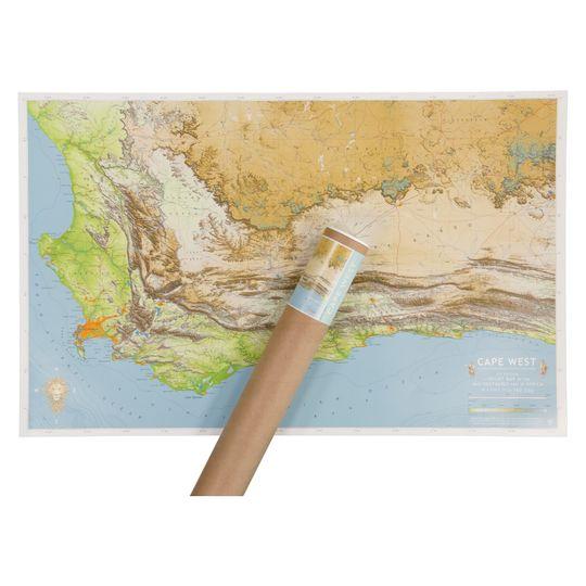 Western Cape Map
