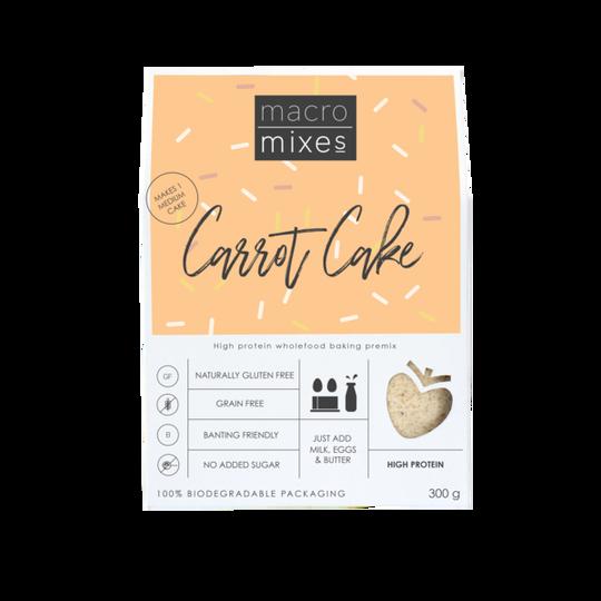 Macro Mixes Carrot Cake (300g)