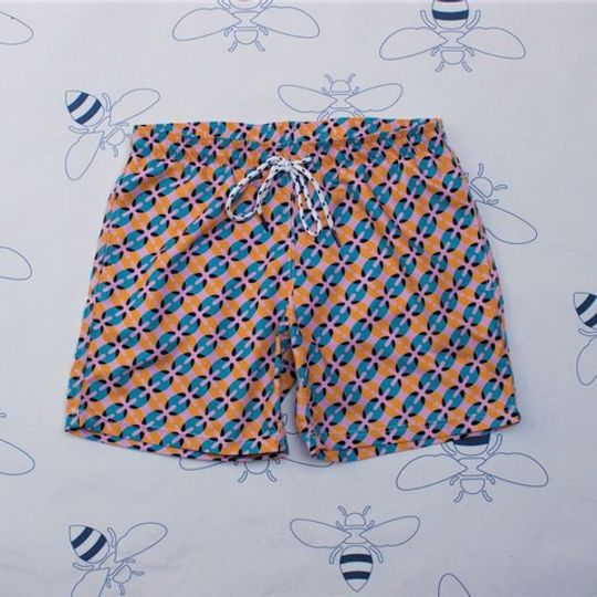 Cross Hatch Shorts