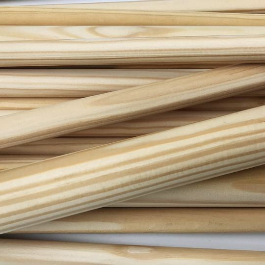 Wooden Dowels 19mm