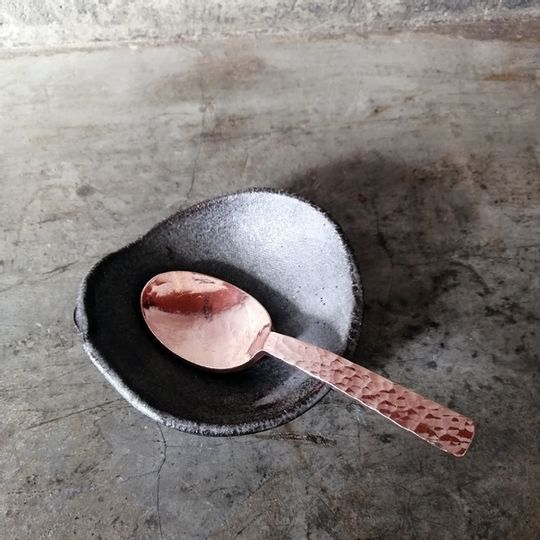 SERENGETI Short Condiment Spoon