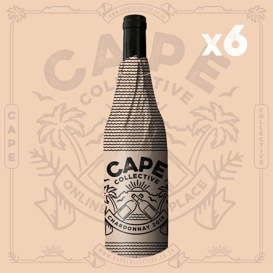Cape Collective Cape South Coast Chardonnay 2016