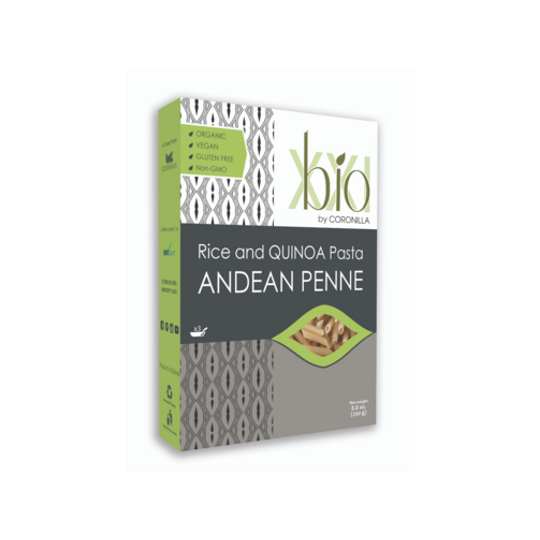 Bio XXI Andean Pasta - Penne (250g)