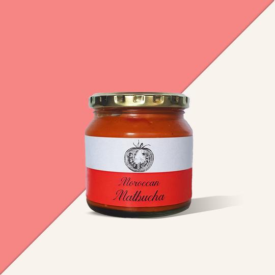 Haim Vegan Creamery: Moroccan Matbucha (250ml)